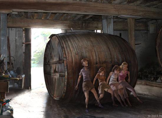 Les Demoiselles d'Ovalie un film de Laurent Kircher