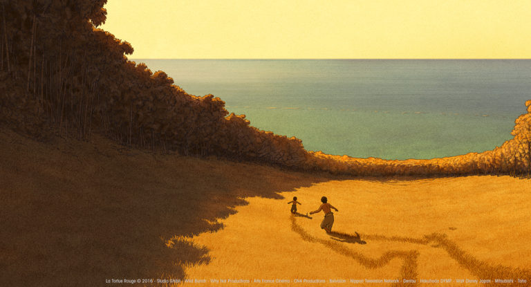 La Tortue Rouge un film de Michael Dudok de Wit