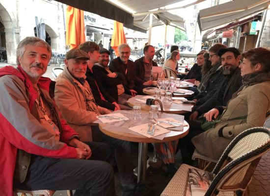 Les Ours à Annecy (avec M. Dudok de Wit)