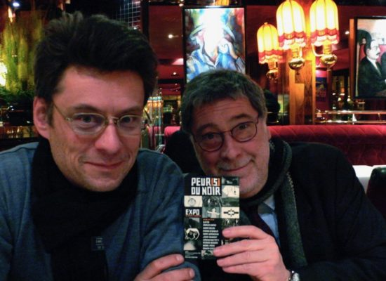 Christophe Jankovic & Etienne Robial