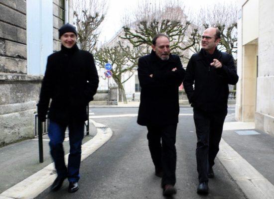 R. McGuire, L. Mattotti, C. Burns