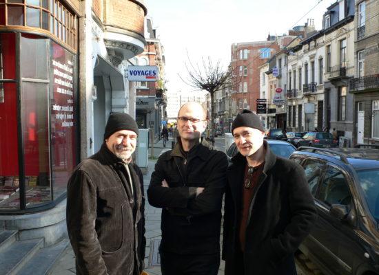 L. Mattotti, C. Burns, R. McGuire